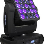 Blizzard Lighting BlockHead™ 5x5 Pixel LED Moving Head Light