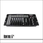 Kontrol 6™ DMX Controller